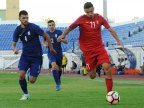 Moldova's National Youth Football Team faced defeat at Under-21 Championship