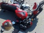 Severe accident in Briceni. 15 year-old motorcyclist hospitalized in critical condition