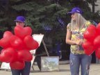 Bălți's marathon raises money to 4-year-old girl diagnosed head tumor