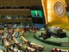 Prime Minister Filip's speech at UN: Moldova asks General Assembly's cogitation over foreign armed forces removal