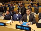 Deputy Minister of Foreign Affairs and European Integration of Moldova attended UN General Assembly in New York