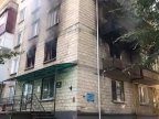 Apartment burst into flames in Chisinau (video) (update)