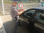 Man detained at Albiţa custom for possessing wrong driver licence category