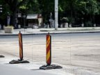 New asphalt of Ştefan cel Mare Boulevard to be started, again
