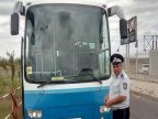 City buses undergone unannounced checks
