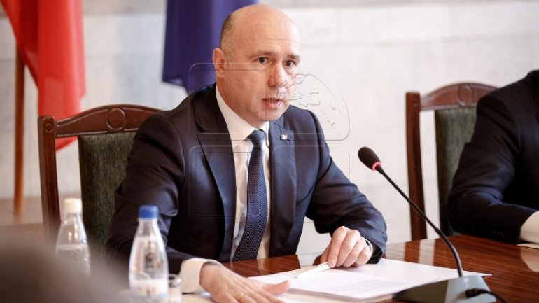 Pavel Filip: Strengthened state based on strong institutions
