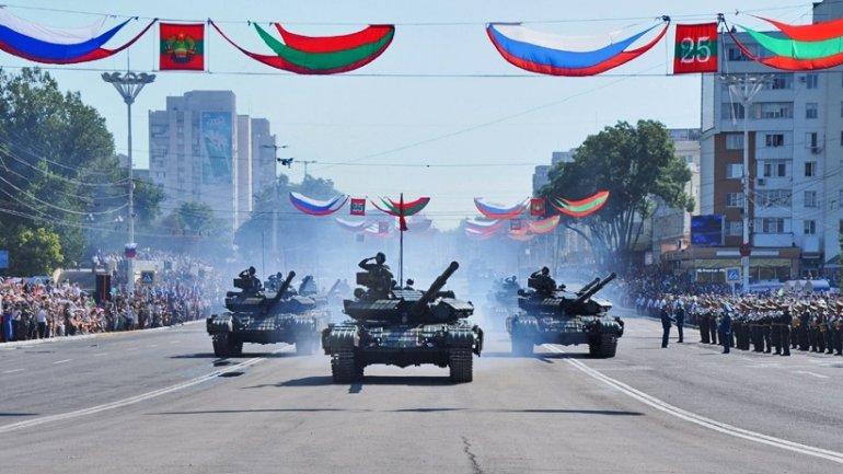Russia must withdraw troops off Moldova - Sergiu Sîrbu