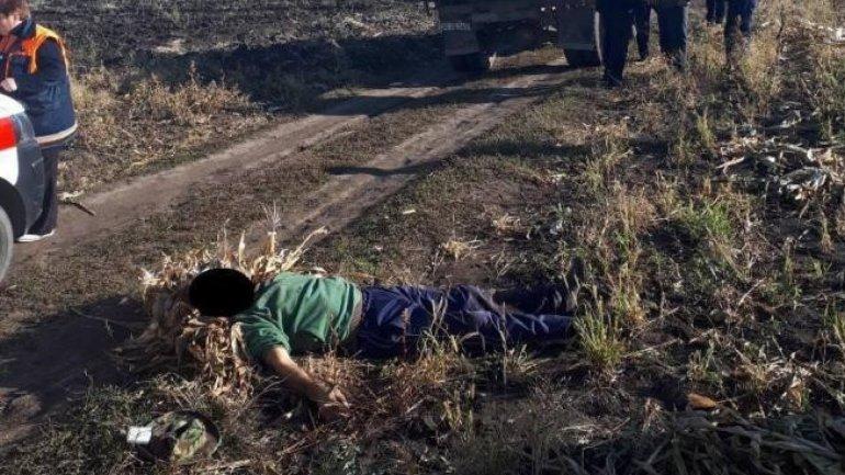 Man passed away after falling out of a GAZ 53 in Hăsnăşenii Mari