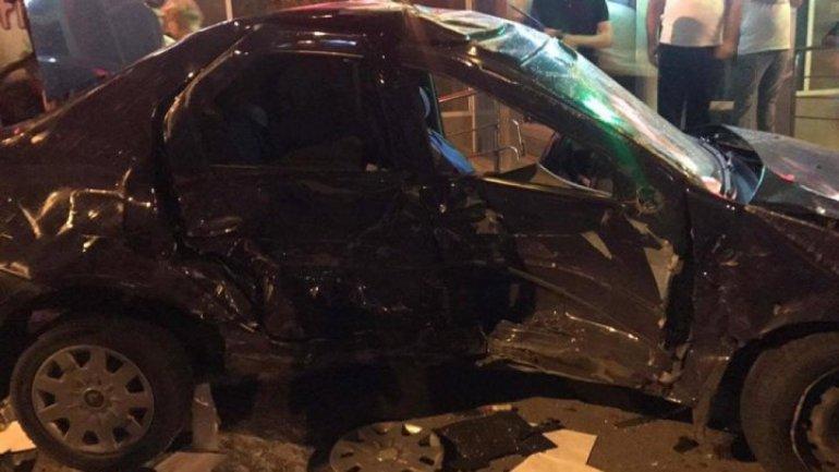 Grave car accident on Calea Ieșilor Street, two hospitalized (Details)