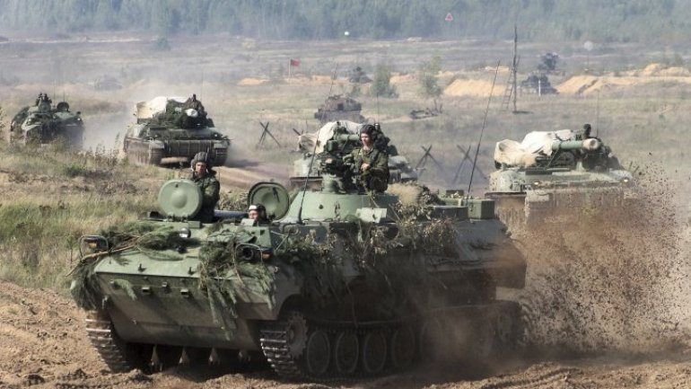 Russia's Zapad Military Drills Seek to Send a Message to the World