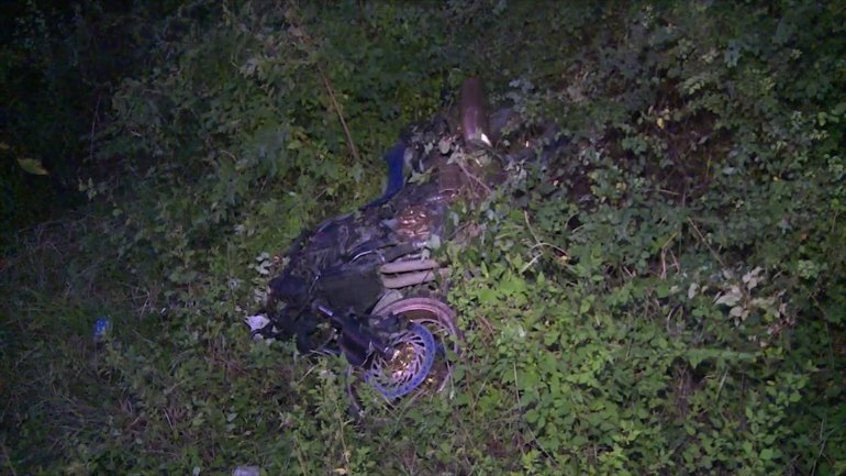 One dead and one injured after motorcycle crash near Stăuceni district