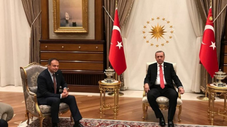 Erdoğan declared Găgăuzia bridge of friendship between Moldova and Turkey