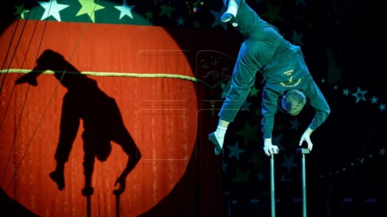 "Chisinau's Circus will light up once again by Children Theater and ""Wow Kids"""