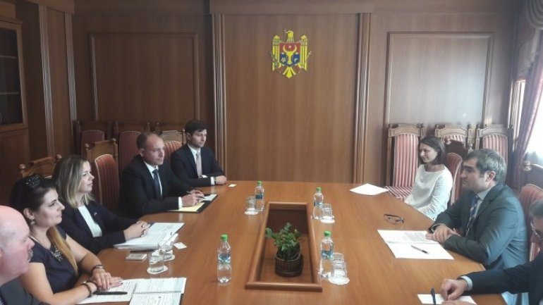 Cooperation Moldova and North Carolina of America discussed at Foreign Ministry