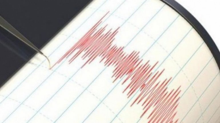 Earthquake struck nearby Moldova