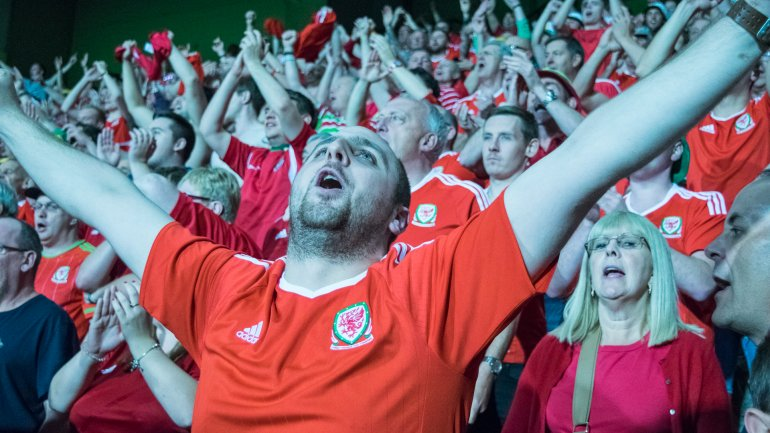 Moldova defeated 0-2 by Wales on home field (PHOTOREPORT)