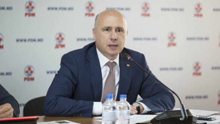Pavel Filip: Public Service Agency is already fully functional