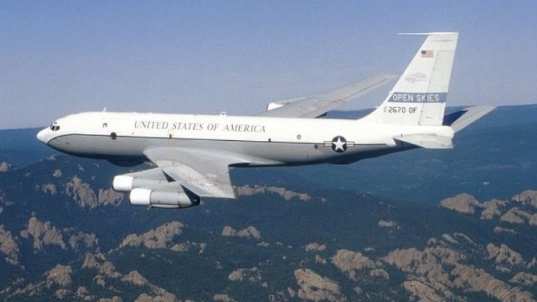 Ukraine, US to collaborate observation flight over Russia and Belarus