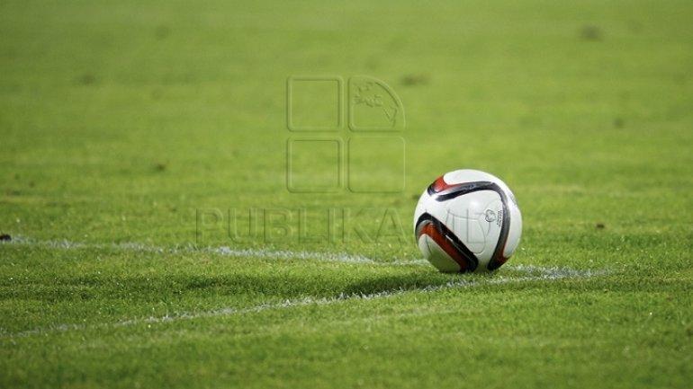 Moldova's football team lost against Wales
