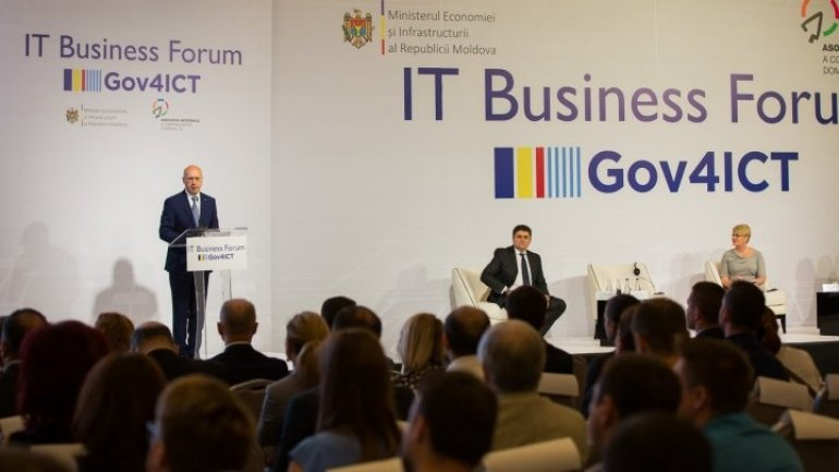 Pavel Filip boosts ICT companies towards IT park creation