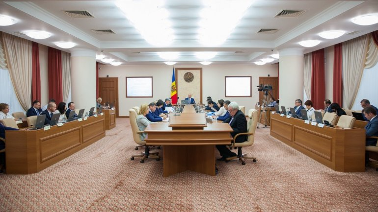 Moldova to gain material support from USA