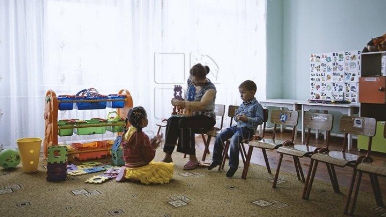 Chisinau allocates 1.9 million lei for pay rise in kindergartens