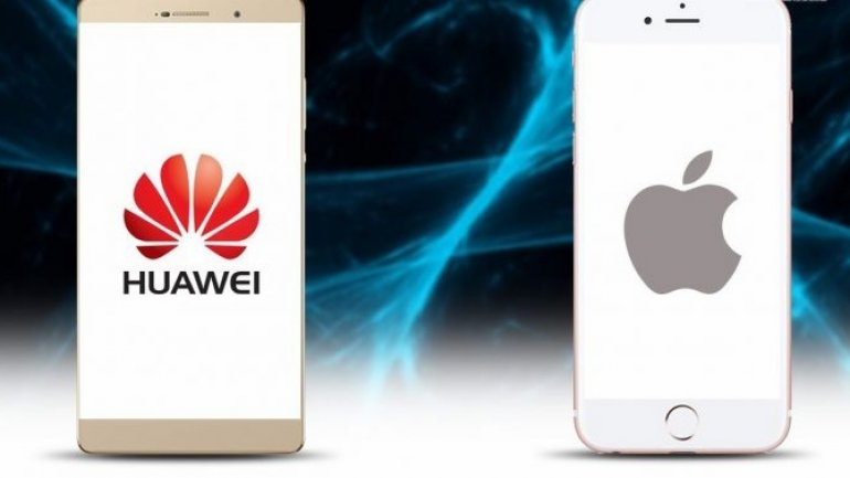 Huawei knocks out Apple off second-biggest smartphone maker