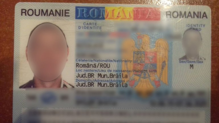 Citizen of Moldova detained with false Romanian ID