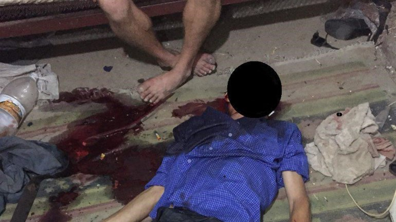 Man murdered by two drinking pals in Anenii Noi