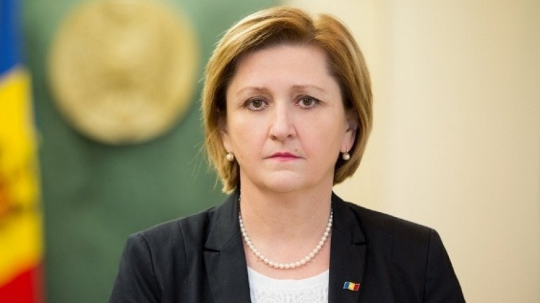 Lilia Palii chosen as Secretary- General of Government