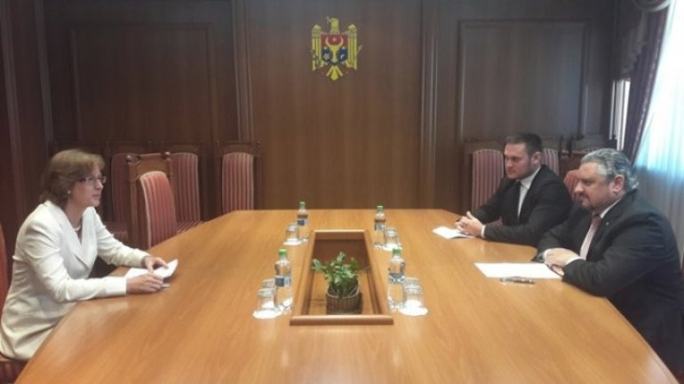 External Minister Conducted meeting with German Ambassador to Moldova