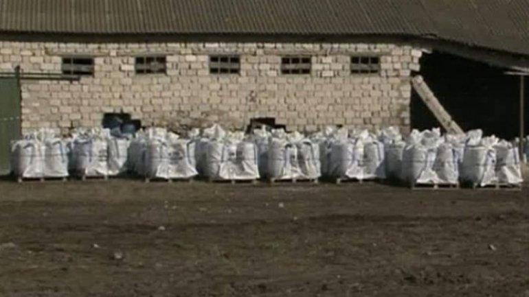 Pesticide deposit issue in Găgăuzia village resolved. Sarcophagus financially offered by Czech Republic