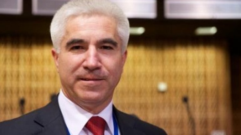 Dubăsari president ARRESTED at airport as returns to country
