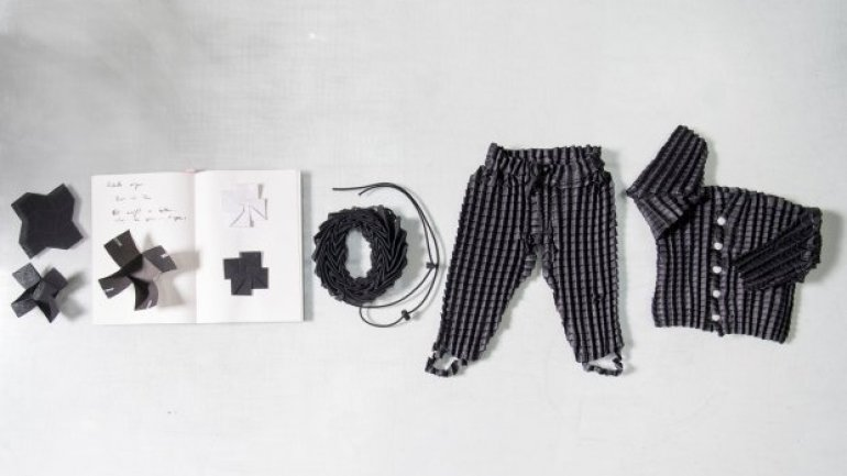 Clothes that expand with the child might soon appear on International Markets