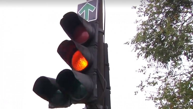 New traffic marking eases traffic on Albişoara street