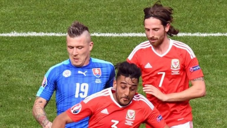 BBC: Joe Allen and Neil Taylor return for Wales v Moldova