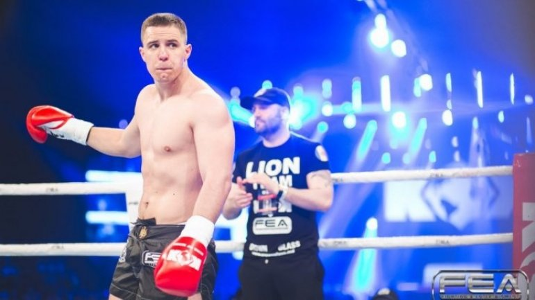 K-1 Moldovan Alexandru Burduja optimized to beat Polish Mateusz Duczmal
