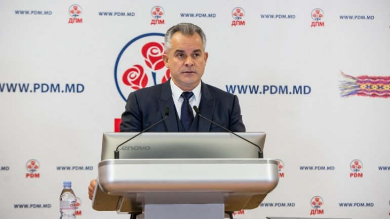 Vlad Plahotniuc regarding Proca's accusations: It is nothing more but a script written by FSB