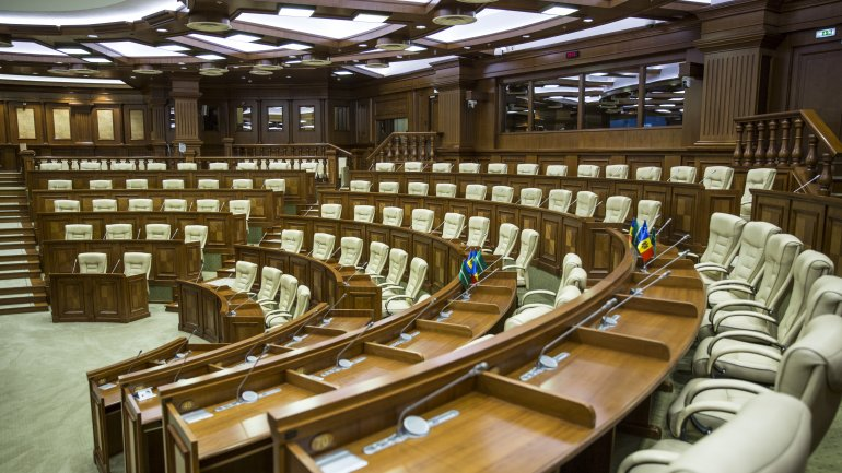 New Parliament session to discuss law previously rejected by President Igor Dodon