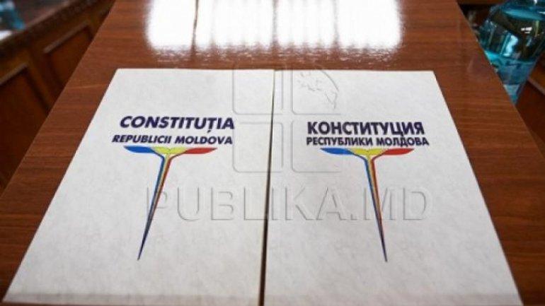 PDM put up European integration to amend Moldovan Constitution - Vlad Plahotniuc