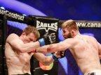 Daniel Filipschi vs Radu Mihăiţă face off at Eagles Fighting Championship-7 hosted in Chisinau