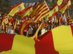 Spain: thousands join Barcelona rally anti- Catalan independence (video)