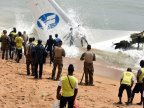 Four dead Moldovans after plane crash in Côte d'Ivoire were brought home