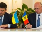 PMs of Ukraine and Moldova sign Roadmap for cooperation in 2018