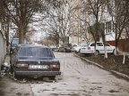 Chisinau becomes junkyard of abandoned cars