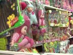 Paint and Toys sold in Central Market poses a threat to public health