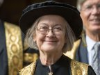 Historical event in UK. First woman to be Supreme Court's president, declared eldest judge