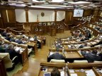 Dispute in the Parliament! Andrian Candu gave a legislation 101 to Vladimir Voronin