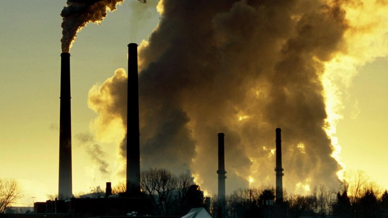 UN: CO2 levels reaches alarming high not seen in million years
