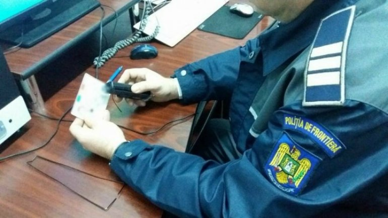 Forged documents worth 100 EUR , detected at Moldova border